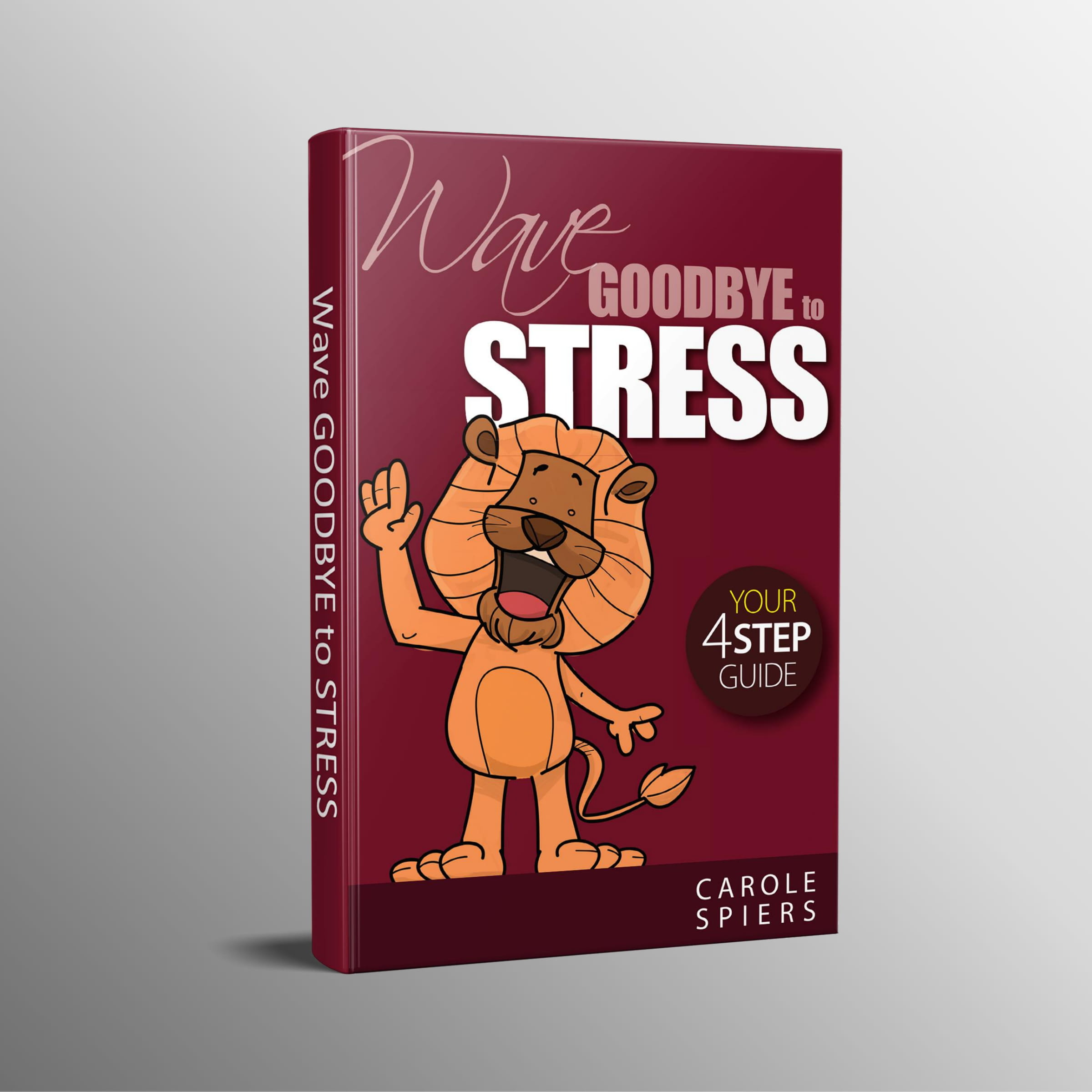 Wave Goodbye to Stress: How to beat it in 4 easy steps