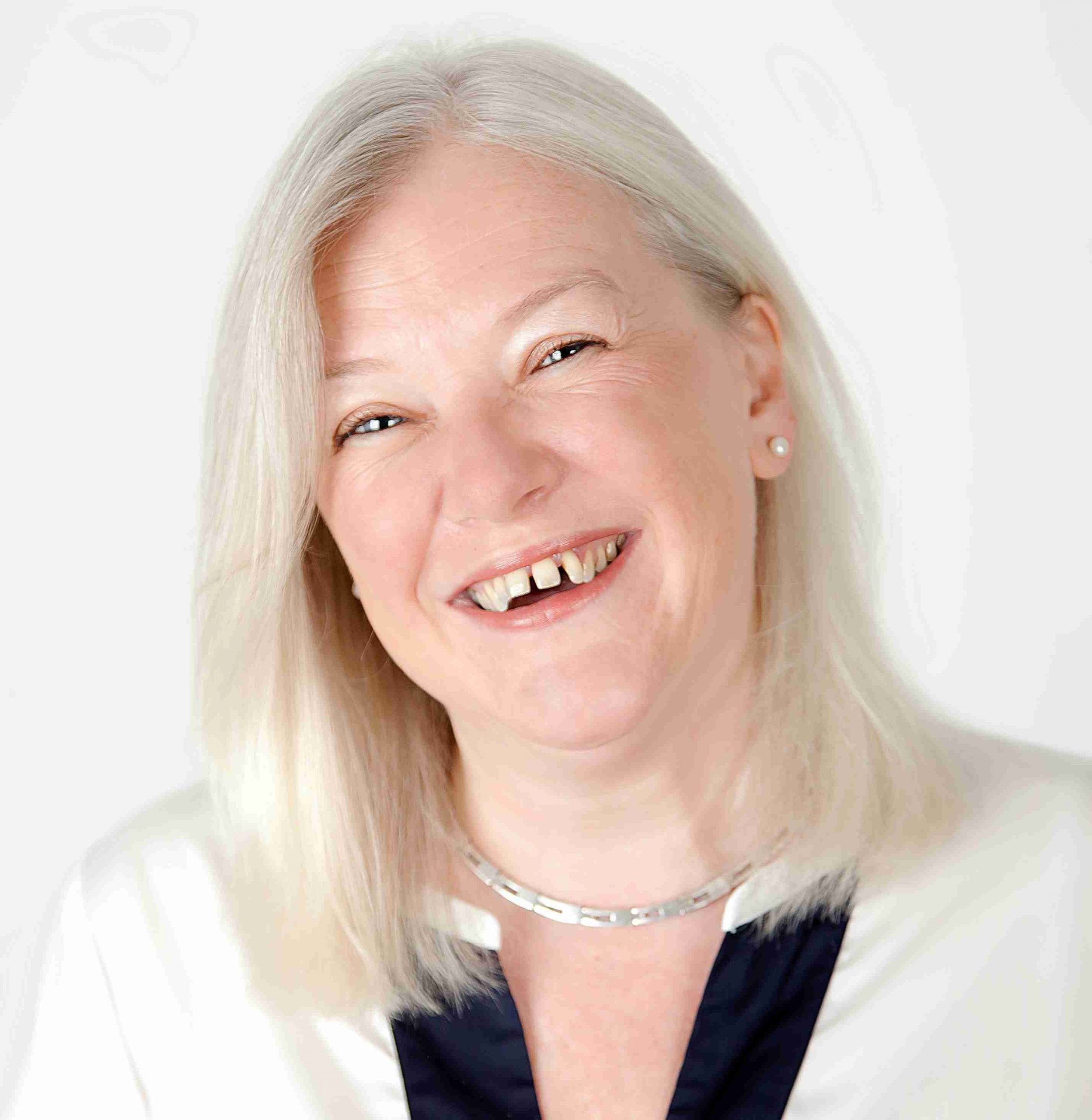 Headshot Lucy Brazier - new look rebrand
