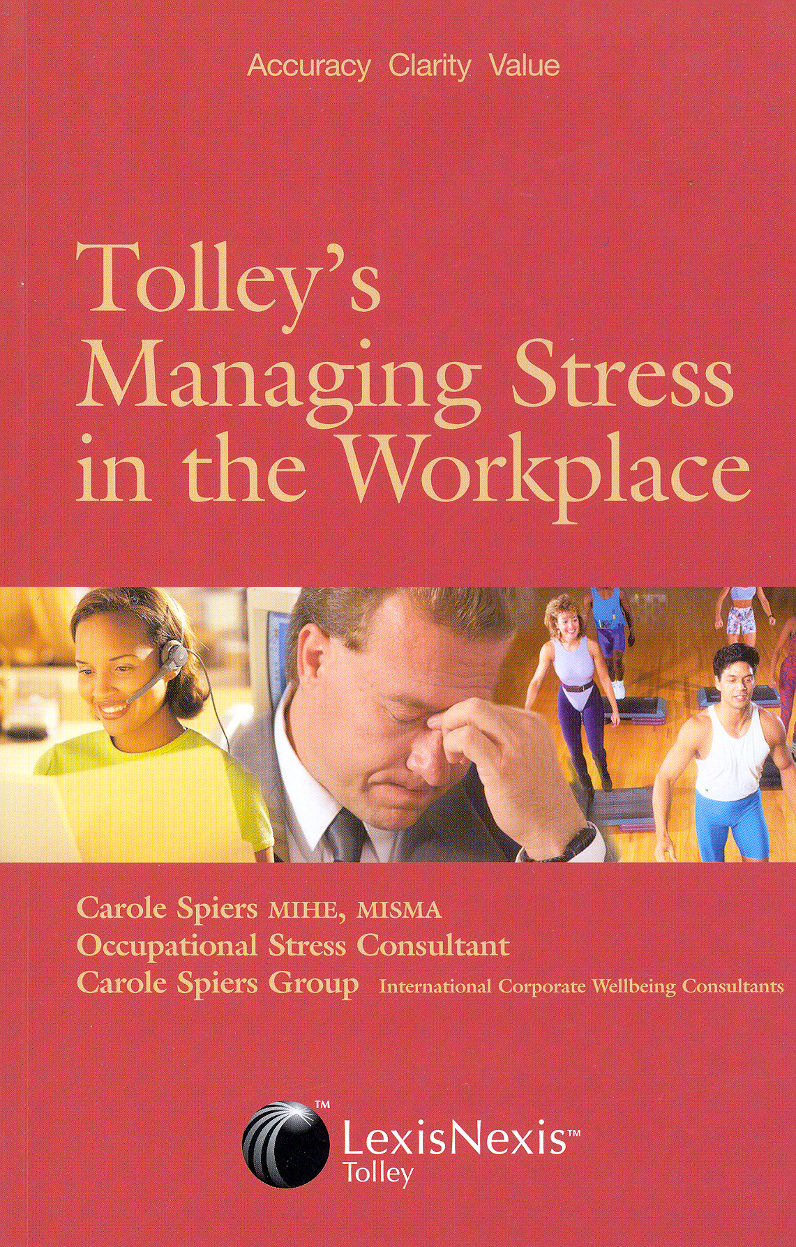 Tolley's Managing Stress in the Workplace
