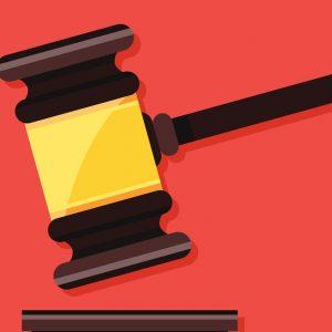 Judgemental - gavel