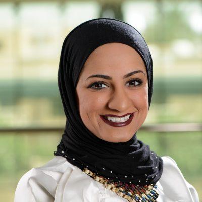 Headshot Aalaa Aljar