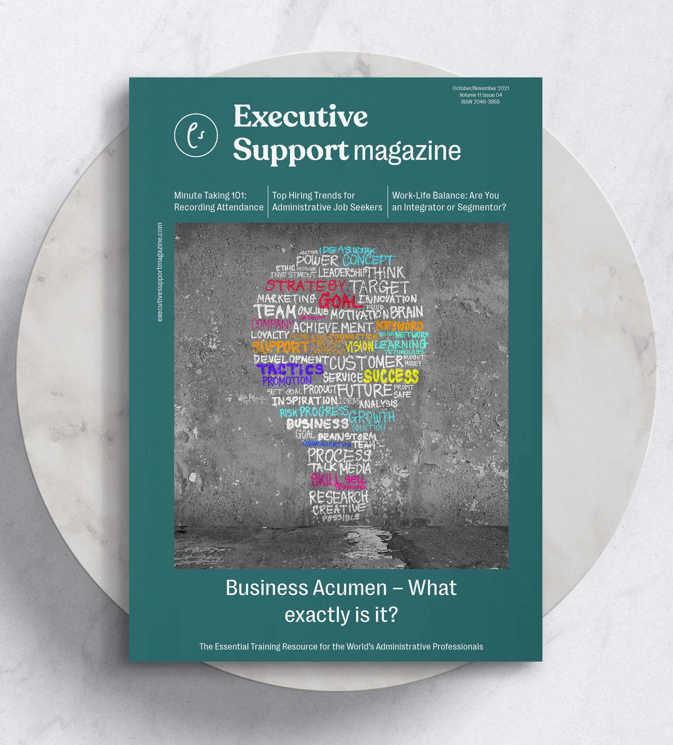 Latest Magazine Issue Cover