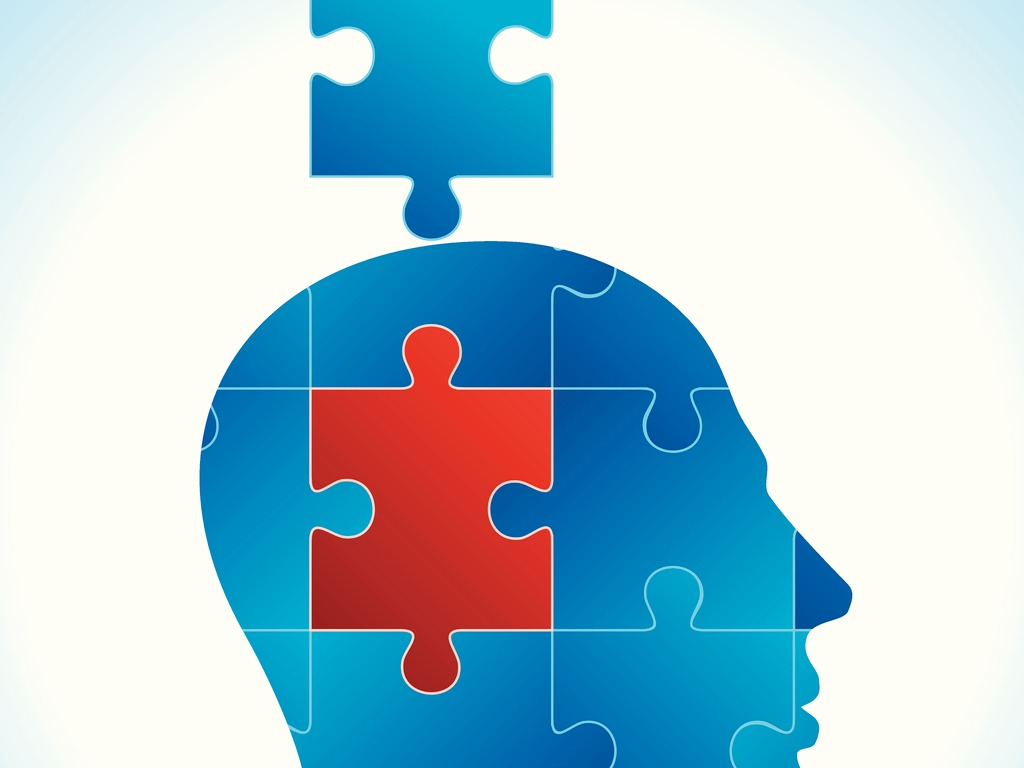 overcome imposter syndrome - missing jigsaw piece dropping into brain